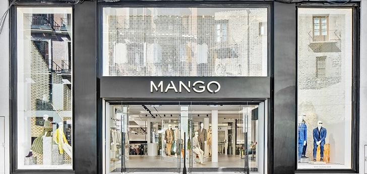 Mango reaps the benefits of its transformation: back in the black with sales record it