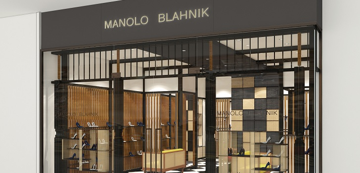 Manolo Blahnik sales hold steady but profit sinks 18.5% in 2018