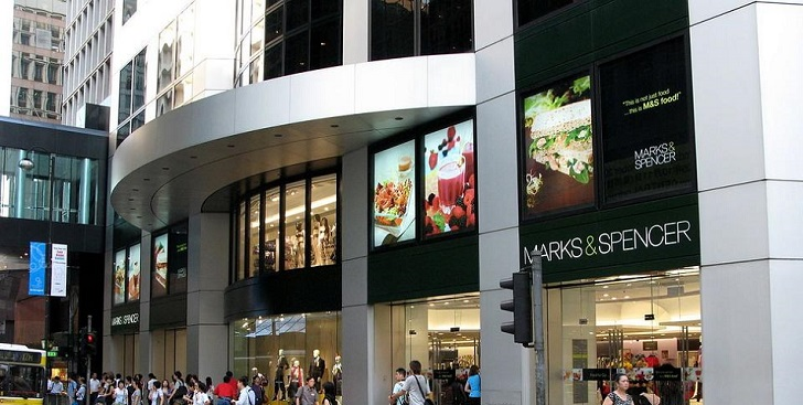 Mark&Spencer signs up two new retail directors