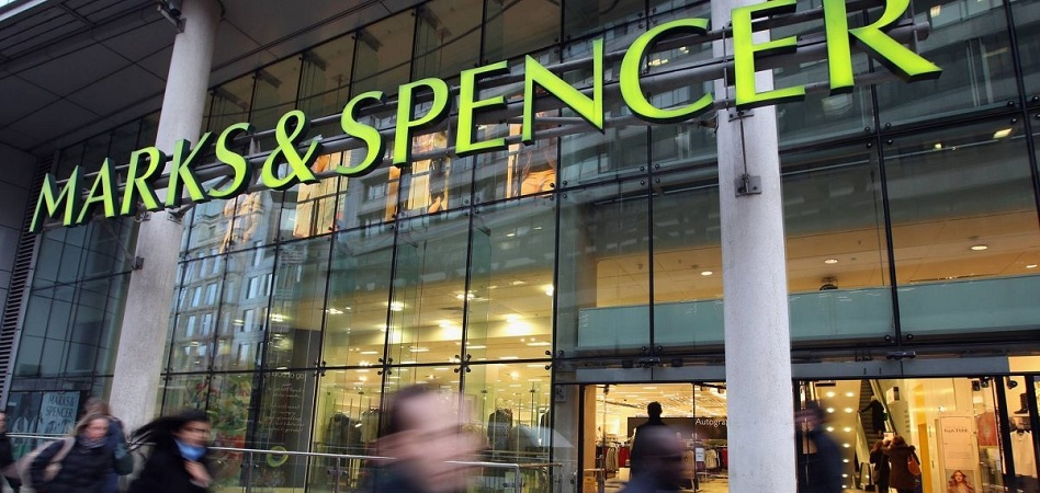 Marks & Spencer pushes up technology to increase sales