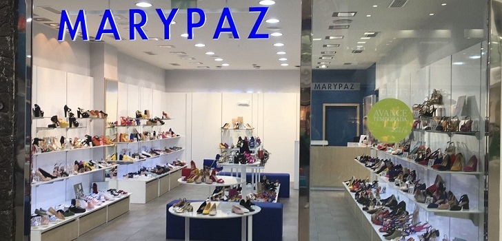 Spanish shoes retalier Marypaz enters in Italy and Mexico with Hudson and Oseneca after reaching 100 million