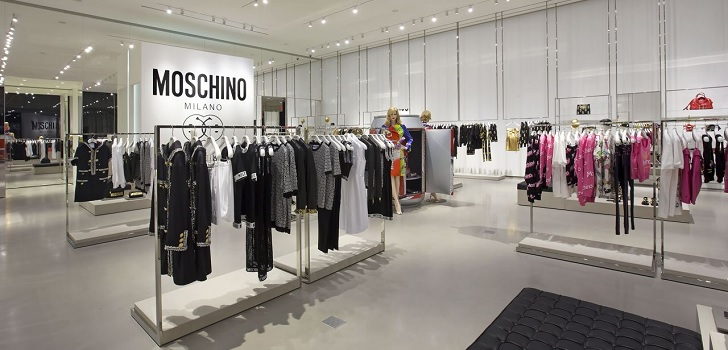 official photos cc384 eb01c Moschino's owner names Stefano Secchi as GM | MDS