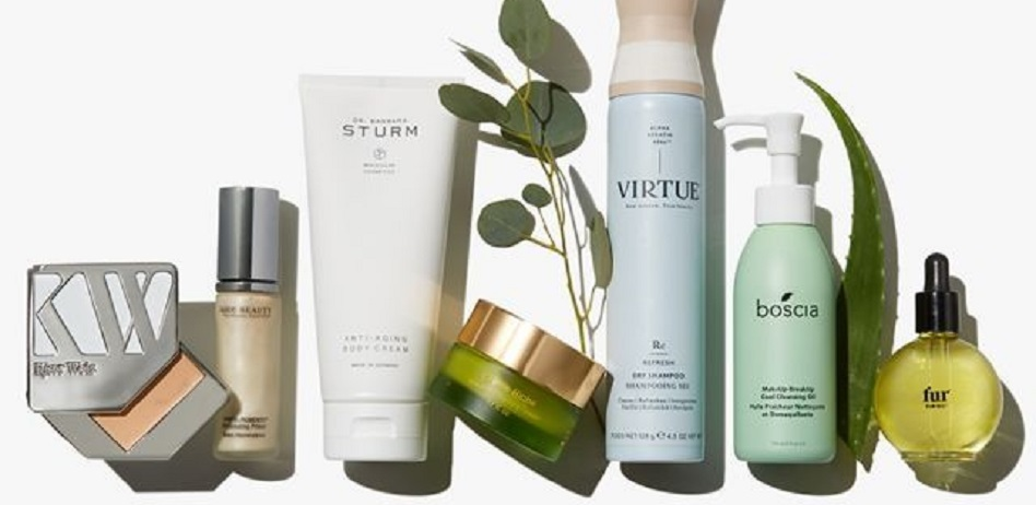 Neiman Marcus joins the clean beauty trend