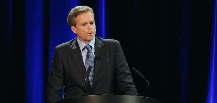 Nike CEO Mark Parker steps down
