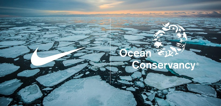 Nike and Ocean Observancy Arctic Shipping Corporate Pledge