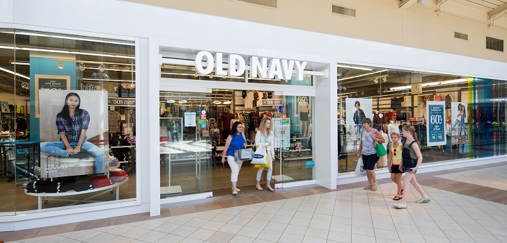 Old Navy boosts its offline with the opening of 800 stores