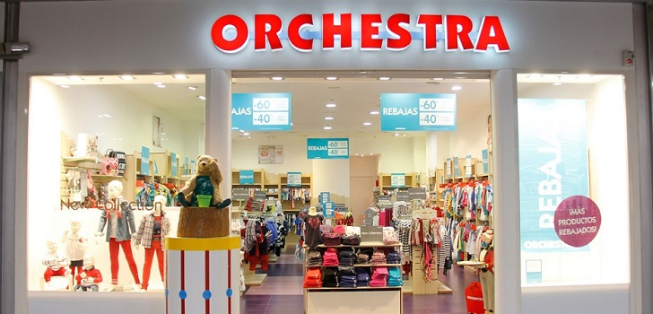 Orchestra stagnates sales in the first half