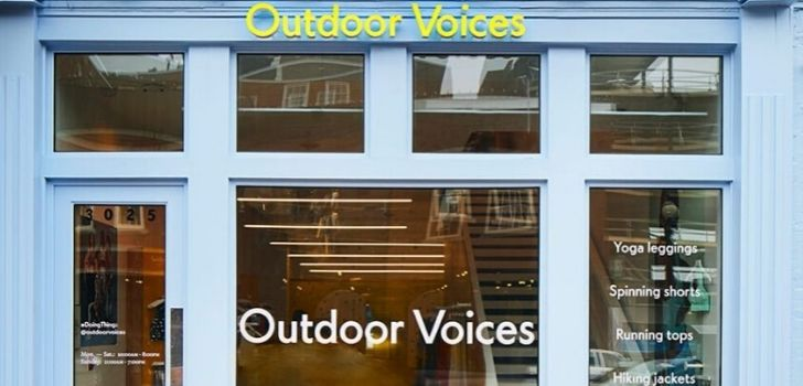 CEO of Outdoor Voices to step down amid company struggle