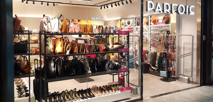 Fashion accessories chain Parfois opens in Paris its 1,000th store