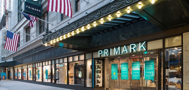 Primark sales up 4% in  first quarter boosted by the openings