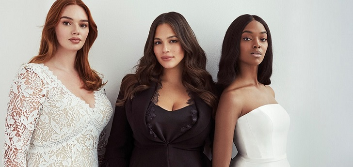 Pronovias joins the wave of inclusivity: collection with Ashley Graham