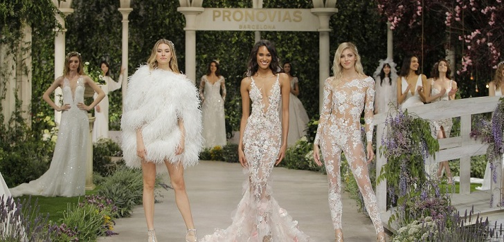 Pronovias, year one: profits and growth slowdown