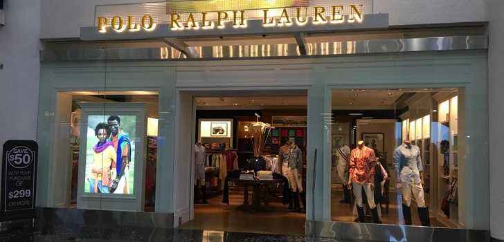 Ralph Lauren grows 1.6% and triggers profit by 58.6% in the first nine months