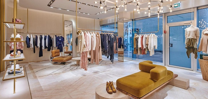Richemont expands Chloé with first store in Zurich