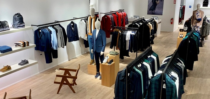 Sandro opens first stand-alone store in San Francisco