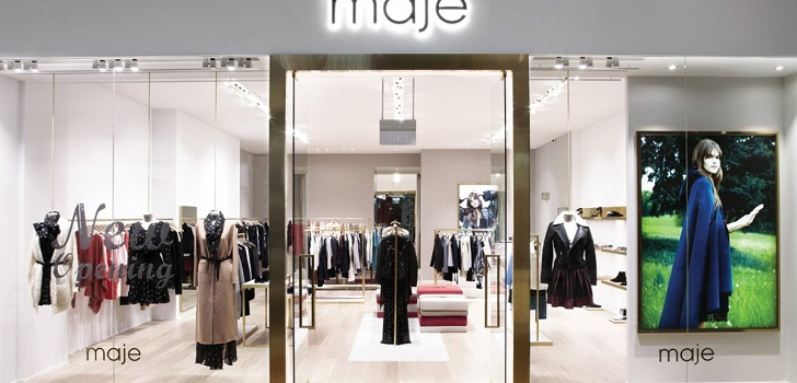 Maje's owner increases sales by 9% in third quarter driven by its international markets