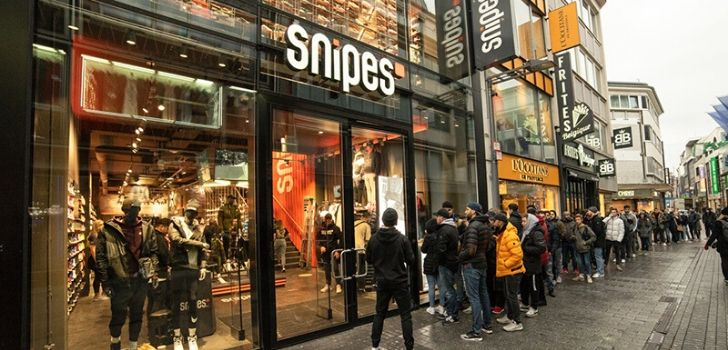 German Snipes to open new flagship store in Brooklynn