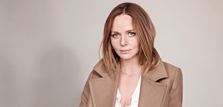 Stella McCartney launches biodegradable jeans collection after LVMH deal