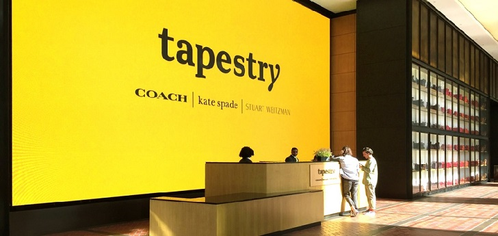 Tapestry's profit sinks by 15.6% in first half