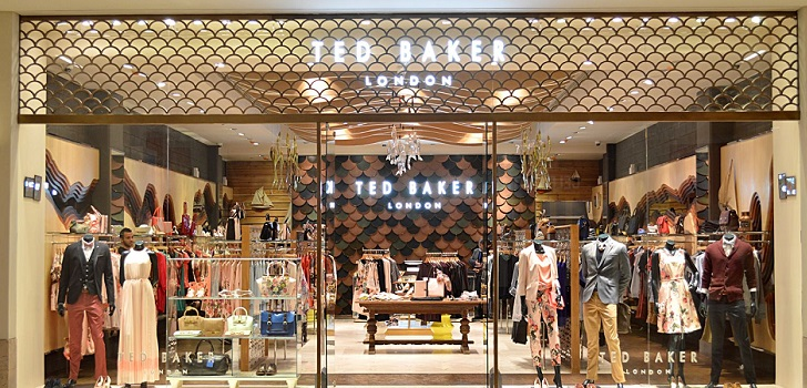 Ted Baker boosts its Spanish game, opens in Madrid high street