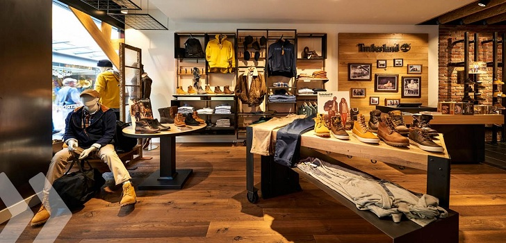 Timberland to open 30 stores in Europe next year