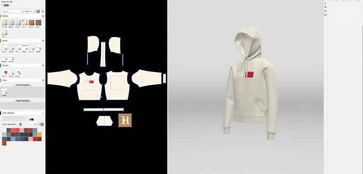 Tommy Hilfiger incorporates 3D design to take a step forward on sustainability