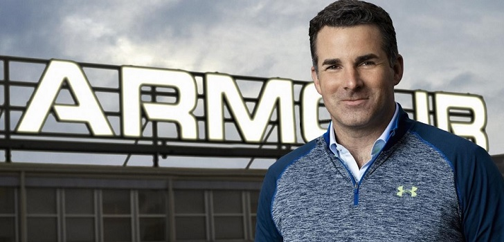 Under Armour founder Kevin Plank steps down as CEO after two decades