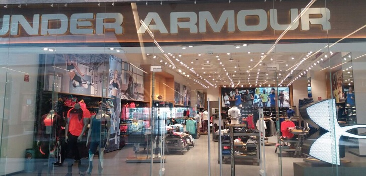 Under Armour shares drop 19% after federal investigation of its accounting