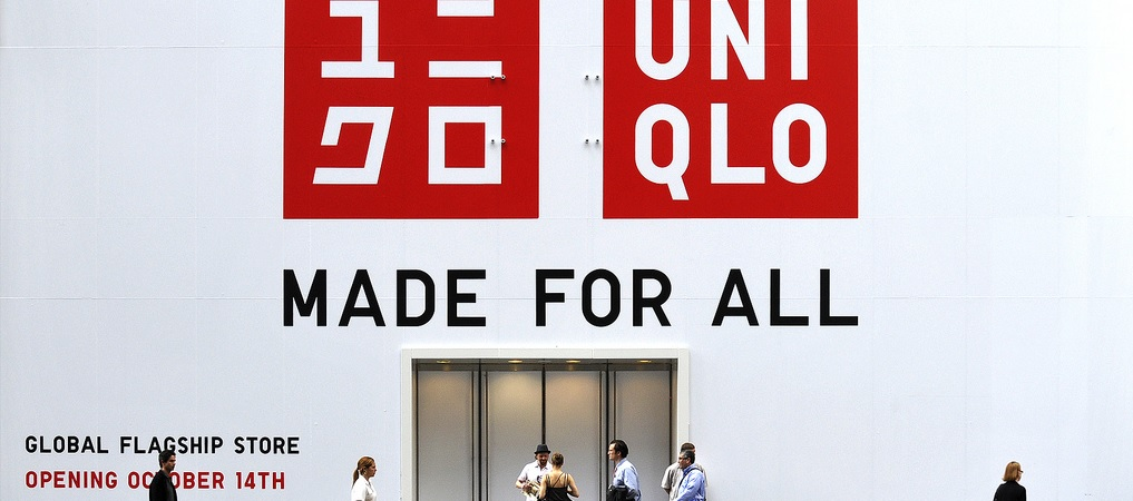 Fast Retailing overcomes H&M as world's second largest fashion retailer