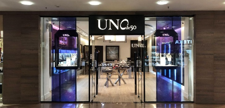 Spanish jewelry brand Uno de 50 takes a leap in the US and enters Macy's