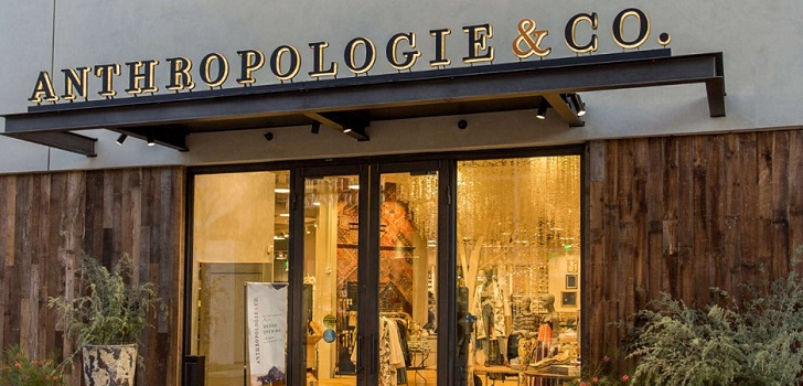 Anthropologie looks for premises in Madrid and accelerates in Europe to reach 1.5 billion