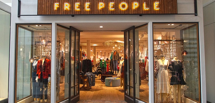 Urban Outfitters goes all in in Miami: opens new Free People store in Aventura Mall