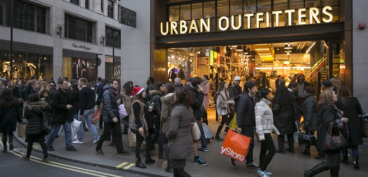 Urban Outfitters profit shots up in 2018 thanks to store network reorganization