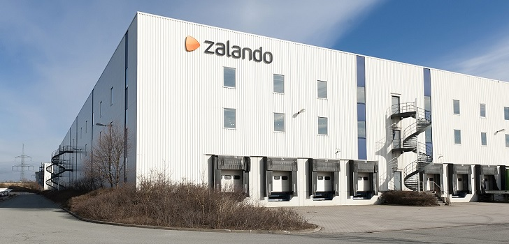Zalando breaks the tendency: grows 20% in the first half