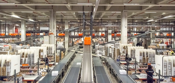 Zalando reinforces its logistics with a new warehouse for Spain, France and the United Kingdom